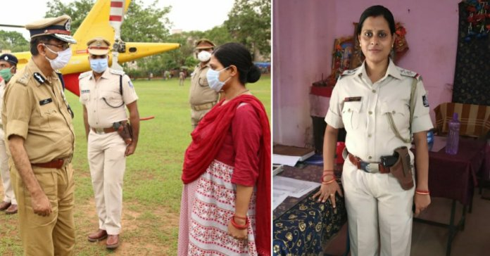 Corona Warriors: Odisha SI in 8th month of pregnancy insists on working