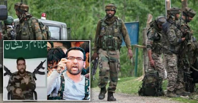 Hijbul commander Riyaz Naiku killed in Pulwama encounter