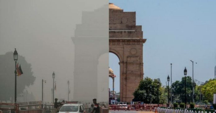 India Pollution: After Lockdown CO2 emission is lowest in last 4 decades