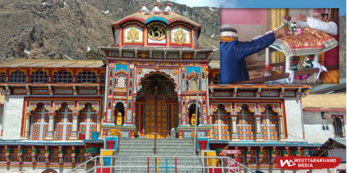 Preparations On For Opening Of Badrinath Dham Portals On May 15