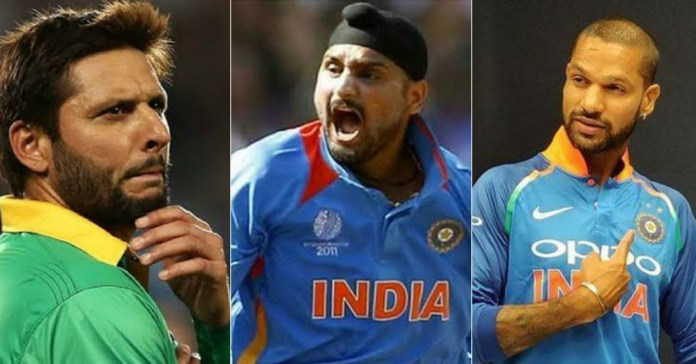 Indecent remarks made by Shahid Afridi on India and PM Modi
