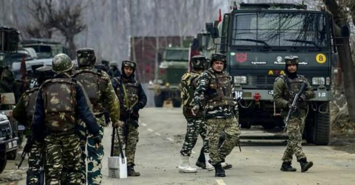 Pulwama Major IED Blast averted by security forces