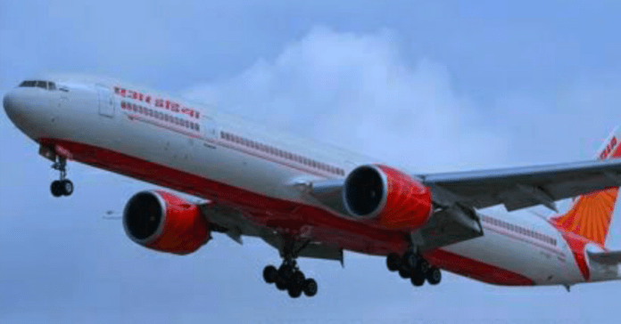 Air India : Delhi-Moscow flight return midway after pilot found corona positive