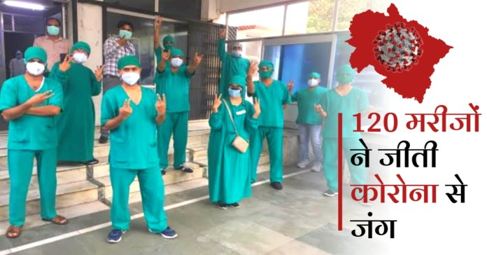 Uttarakhand records Highest 120 Coronavirus patient recovery in a day