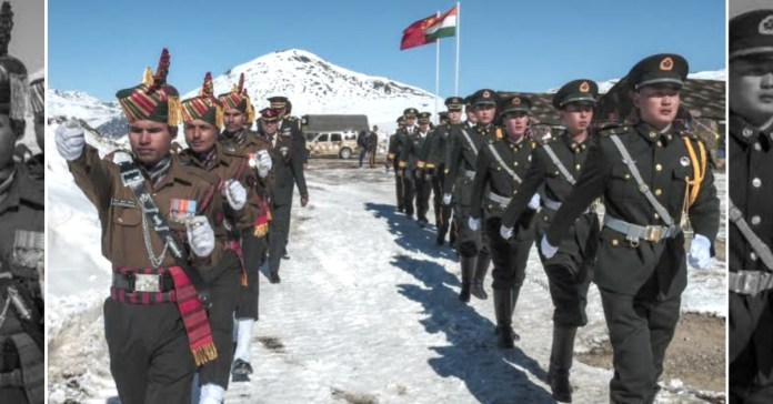 India China Defense Official meeting over LAC border tension in Ladakh