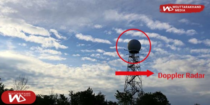 Uttarakhand Weather : Uttarakhand gets first doppler radar