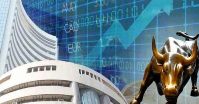 Stock market created history, Sensex crosses 50 thousand for the first time