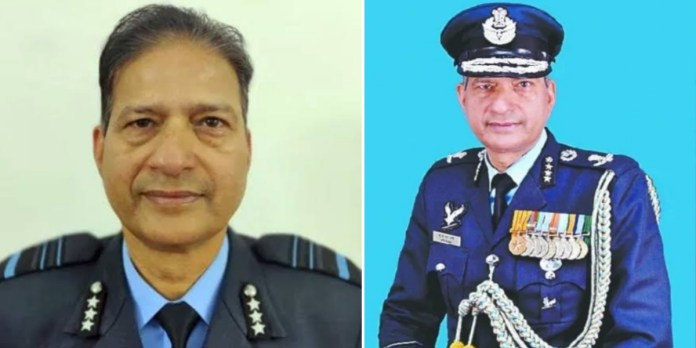 IAF: AIR Marshal Vijay Pal Singh Rana, VSM Takes Over as Air Officer-in-Charge Administration (AOA)