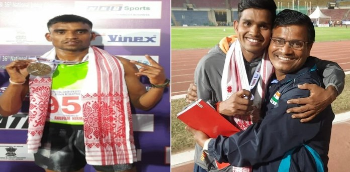 Sunil Davar: Athlete creates history, breaks 25-year-old record in athletics championship