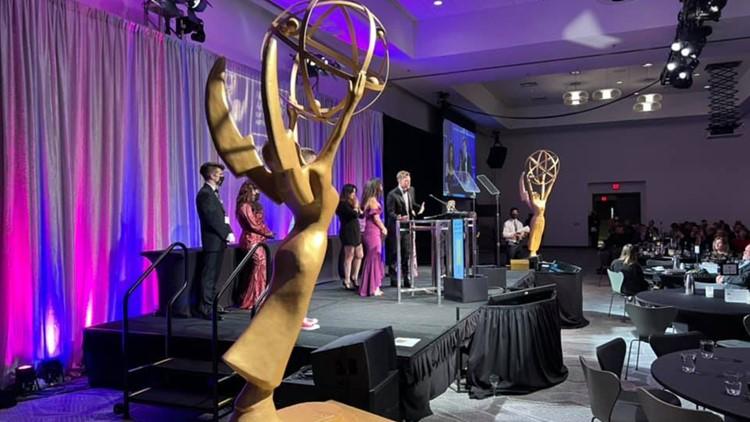 KARE 11 wins 25 Emmys
