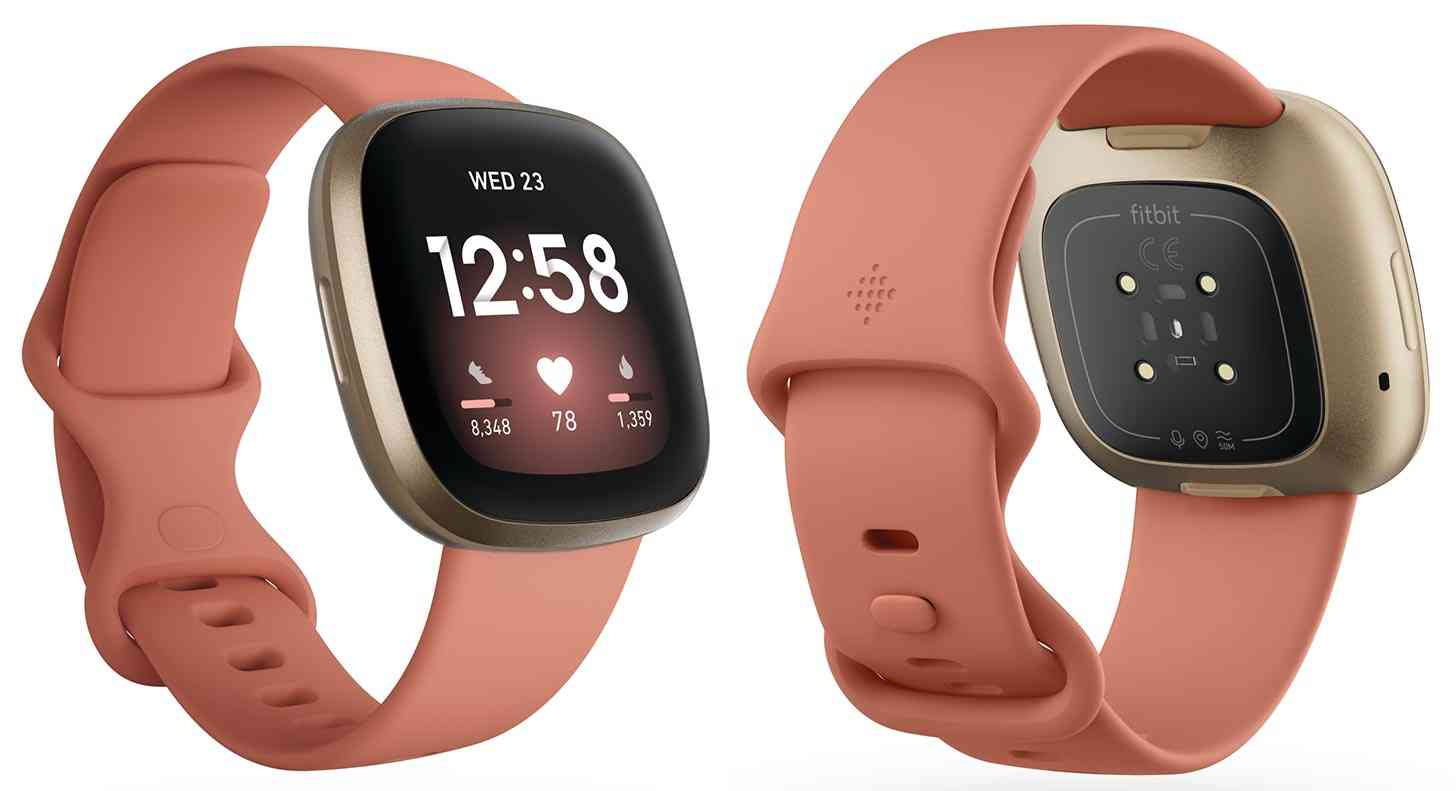 Fitbit Sense smartwatch includes new stress-tracking ...