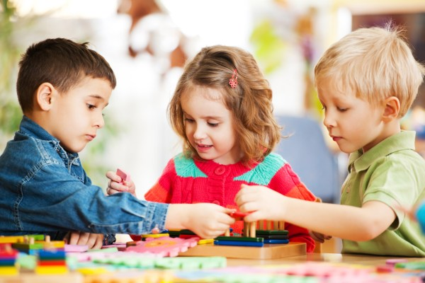 Young Children Spatial Talk Predicts Abilities