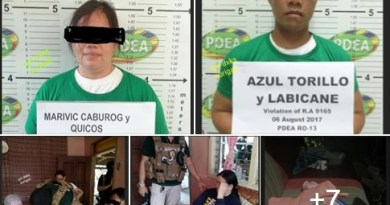 PDEA Arrested Barangay Kagawad in Agusan del Sur and Surigaonon PNP Member Surrendered