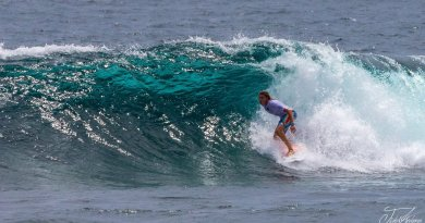 23rd Siargao International Surfing Cup in Cloud 9