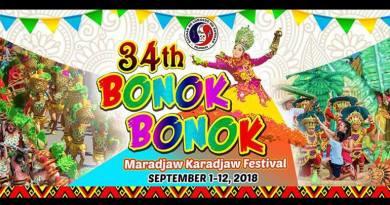 BONOK BONOK Maradjaw Karadjaw Festival