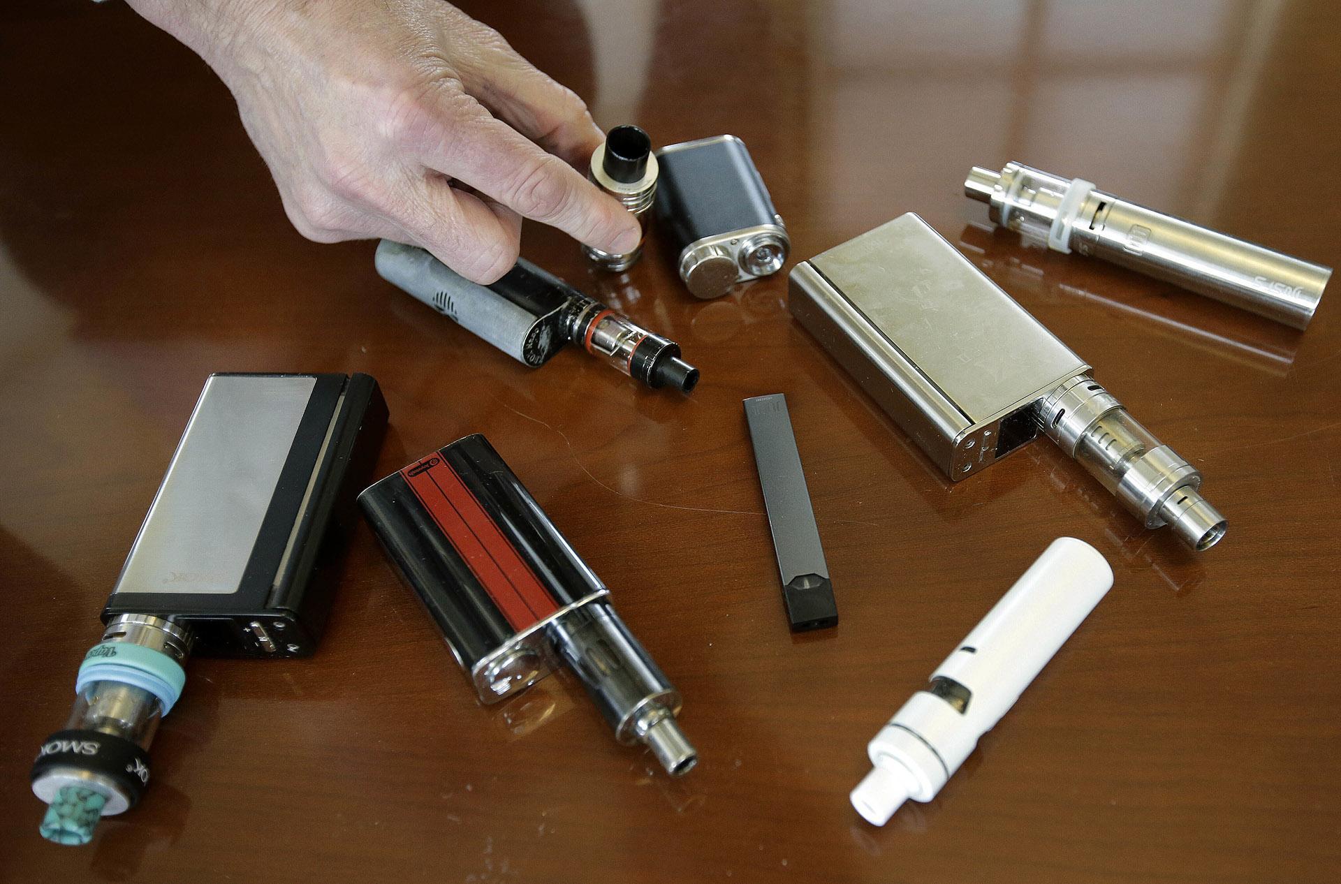 vaping companies sue to