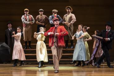 Salesmanship Cedes to Love in 'The Music Man' | Chicago News | WTTW