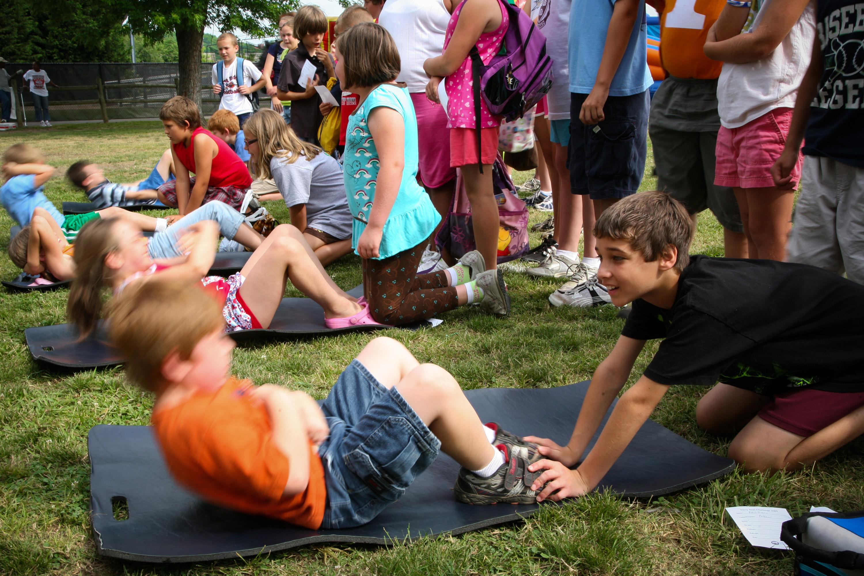 How Does Physical Education In Illinois Measure Up