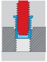 Einfache Gewindereparatur bei Metrischen Gewinden und UNC-Gewinden - Schritt 4