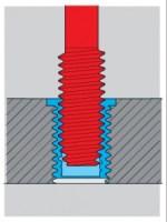Einfache Gewindereparatur bei Metrischen Gewinden und UNC-Gewinden - Schritt 5