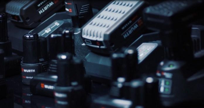 Pick your Power Akku-Maschinen
