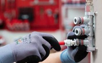 Druckluft-Sicherheitskupplung wSafe