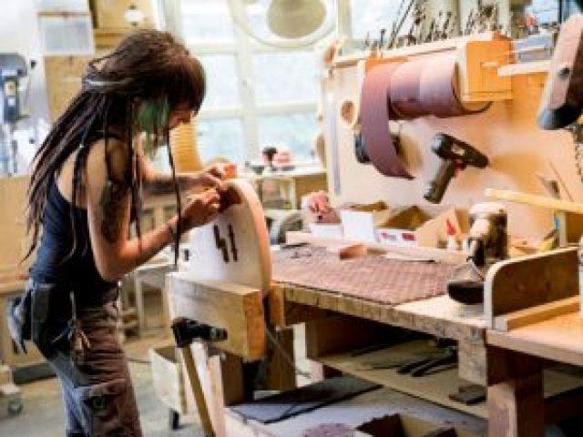 Werkstatt Sandberg Gitarren