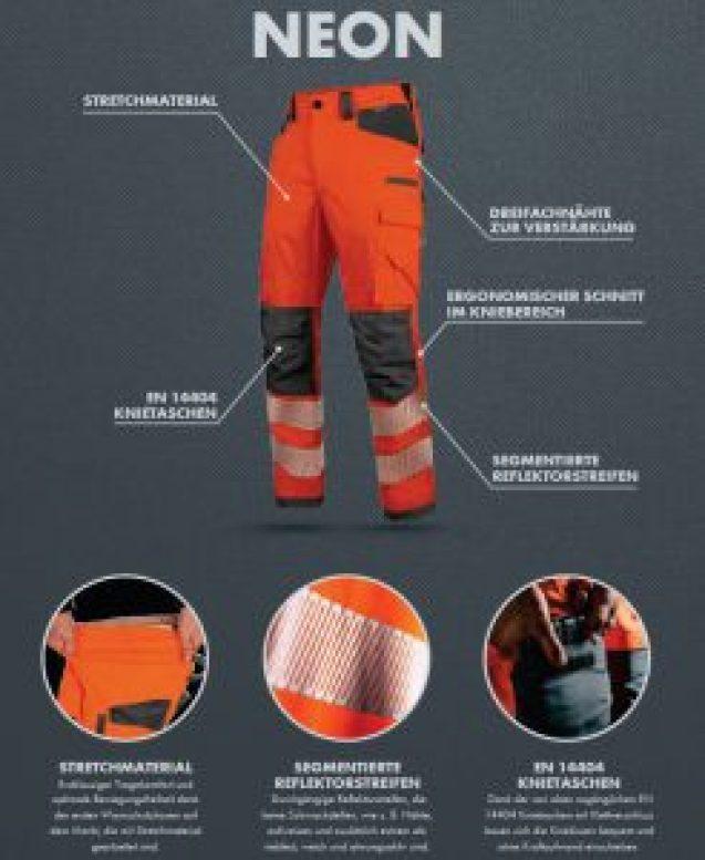 Würth Warnschutzkleidung