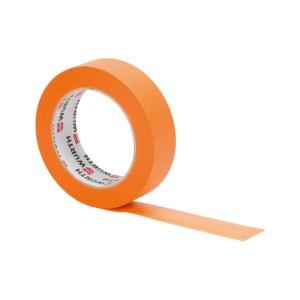 Faserverstärktes Spezialpapierband für höchste Anforderungen bei Abklebungen im Maler-, Metall- und KFZ-Bereich.