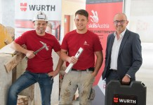 WorldSkills Kazan Würth