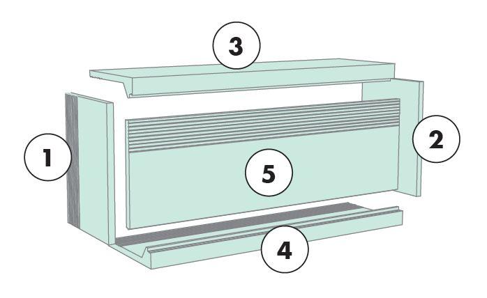 Sistema di coibentazione termica e isolamento acustico per cassonetti tapparelle o avvolgibili esistenti non isolati già montati. Coibentazione Cassonetti Tapparelle Avvolgibili Wurth News