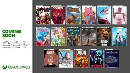 Neu im Xbox Game Pass: Control, Doom Eternal und mehr HERO