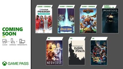 Neu im Xbox Game Pass: Injustice 2, Torchlight III und mehr! HERO
