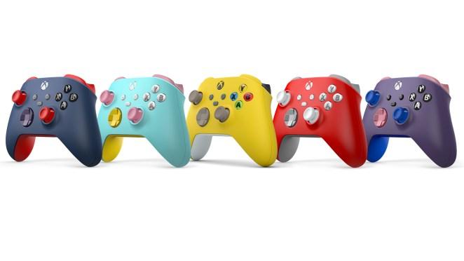 Das Xbox Design Lab ist zurück! Personalisiere jetzt Deinen Controller der nächsten Generation