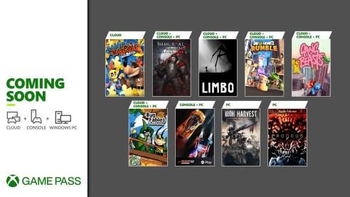 Neu im Xbox Game Pass: Gang Beasts, Limbo und mehr HERO