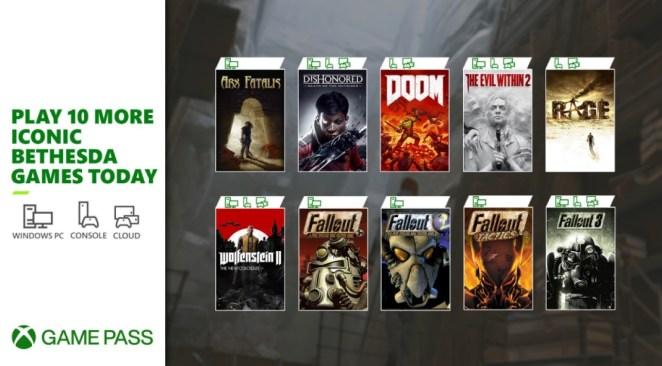 Xbox & Bethesda Games Showcase: Mehr als 20 Spiele direkt zum Release im Xbox Game Pass