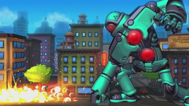 Next Week on Xbox: Neue Spiele vom 23. bis 27. August: Mechstermination Force