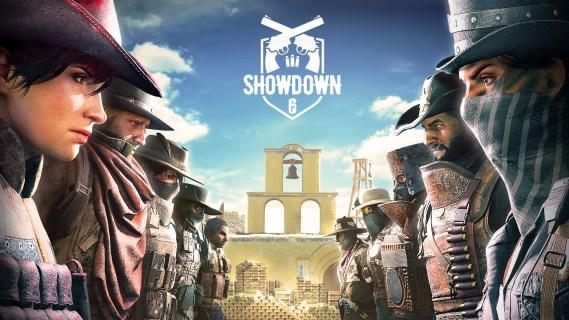 Rainbox Six Siege Showdown