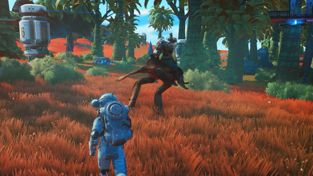 Go Beyond with the Biggest Free Update Yet to No Man's Sky on Xbox ...