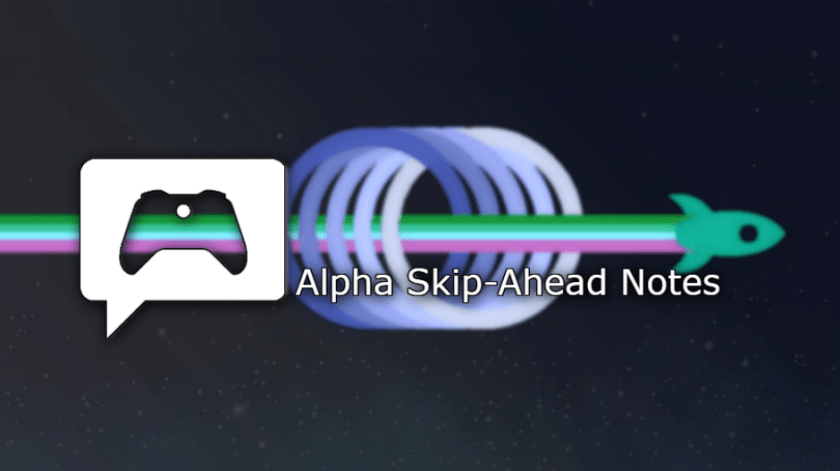 Alpha Skip-Ahead