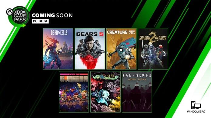 Xbox Game Pass - PC Hero Image