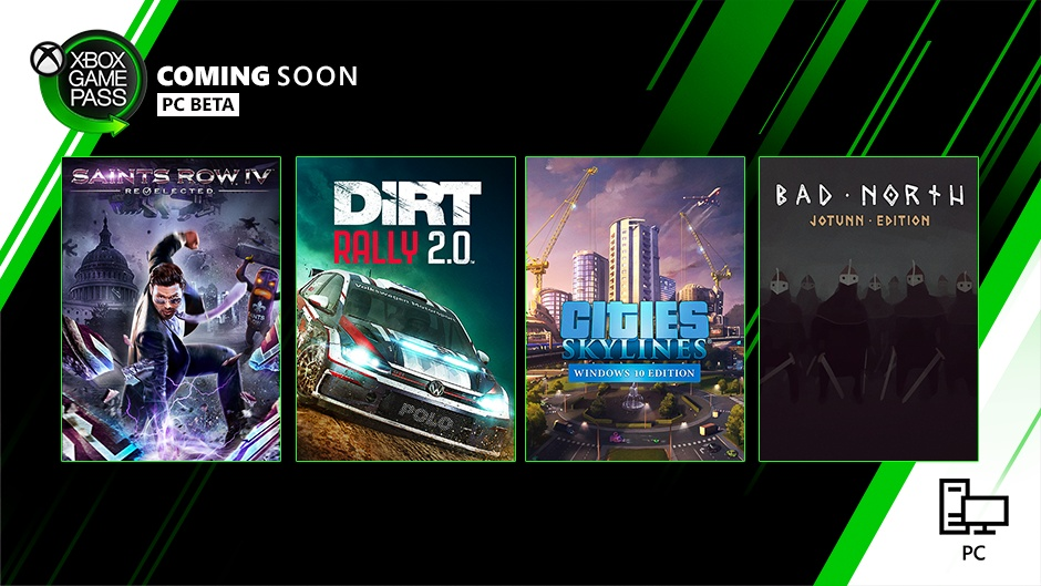 Coming Soon To Xbox Game Pass For Pc Beta Dirt Rally 2