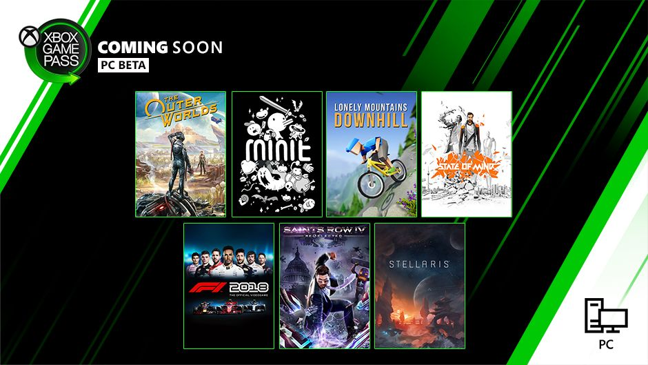 The Outer Worlds Stellaris And More Coming Soon To Xbox