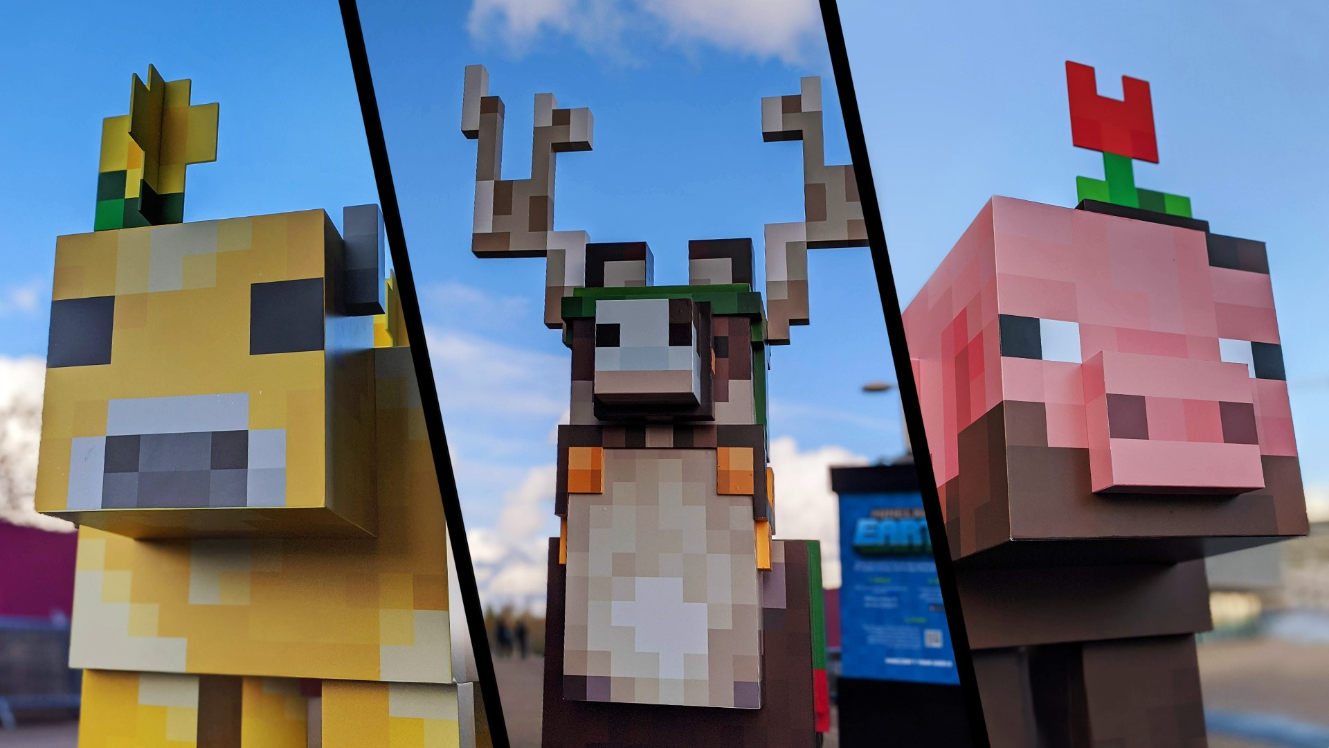 Maker Minecraft Skins Real