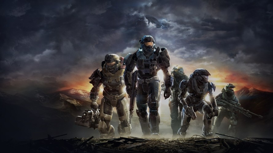 Halo: Reach Key Art