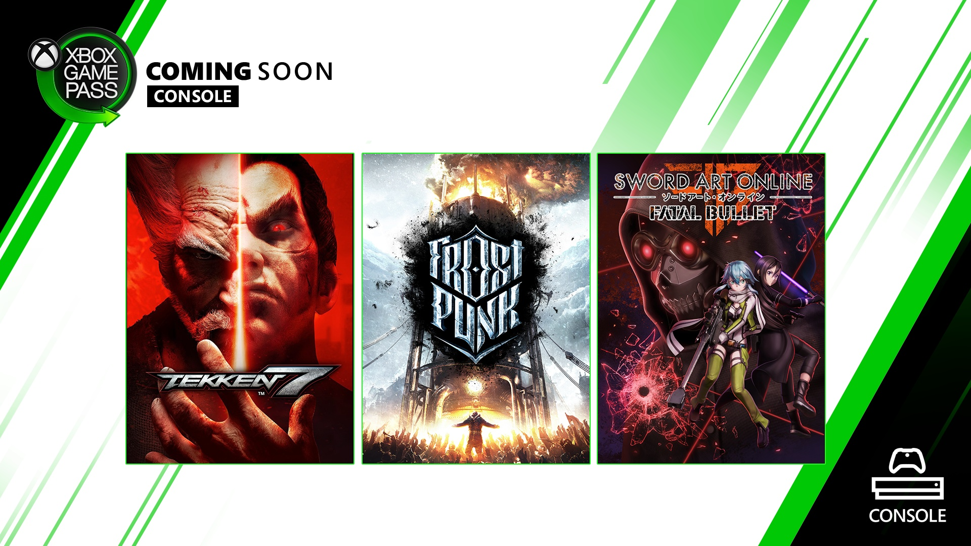 Xbox Game Pass for Console - January 2020