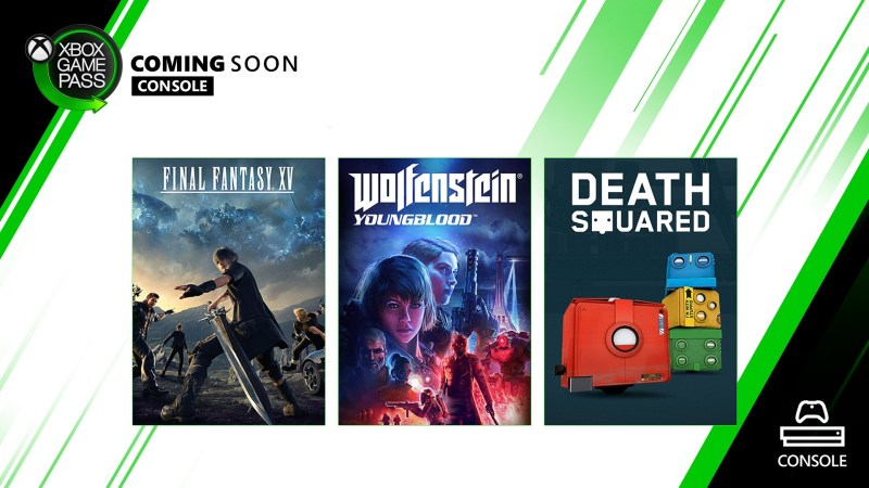 Xbox Game Pass for Console - February 2020