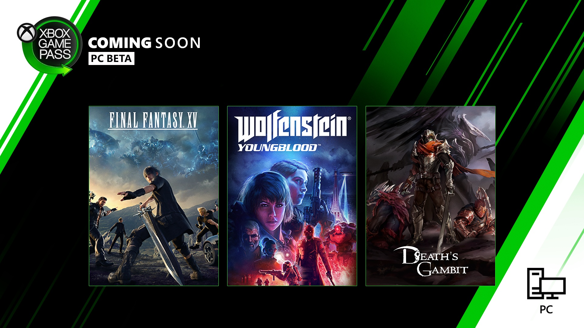 Coming Soon To Xbox Game Pass For Pc Final Fantasy Xv