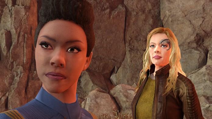 Star Trek Online: Legacy