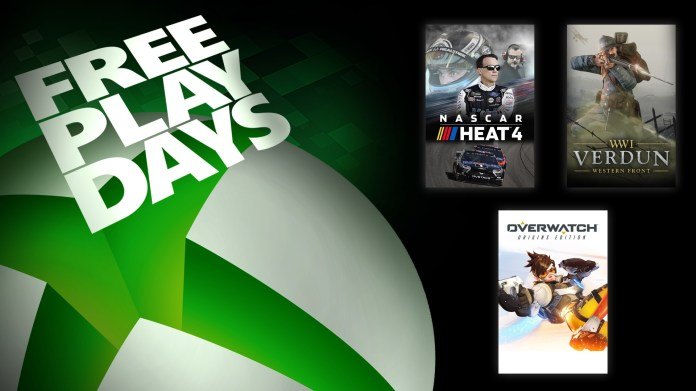 Xbox Live Free Play Days - March 12